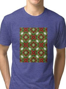 Christmas Vegetables  Tri-blend T-Shirt