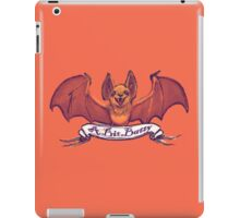 A Bit Batty iPad Case/Skin