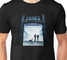 Nasa - Journey to Ceres  Unisex T-Shirt