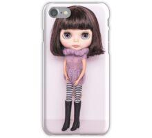 Blythe beauty - portrait version iPhone Case/Skin