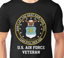Veteran - U.s. Air Force Unisex T-Shirt