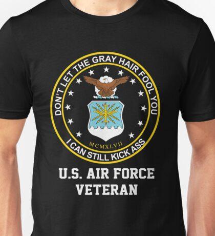Veteran - U.s. Air Force Unisex T-Shirt