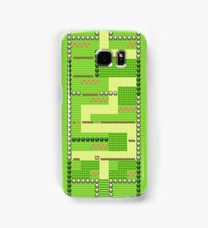 Route 1 - Pokemon Samsung Galaxy Case/Skin