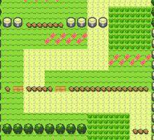 Route 1 - Pokemon Sticker