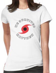 matthew Womens Fitted T-Shirt