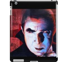 "Classic Movie Monsters ""DRACULA"" iPad Case/Skin"