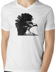MoHawk Mens V-Neck T-Shirt