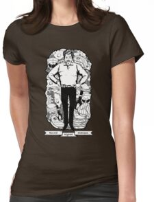 Ronald Ulysses Womens Fitted T-Shirt