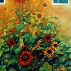 view from the garden by elisabetta trevisan