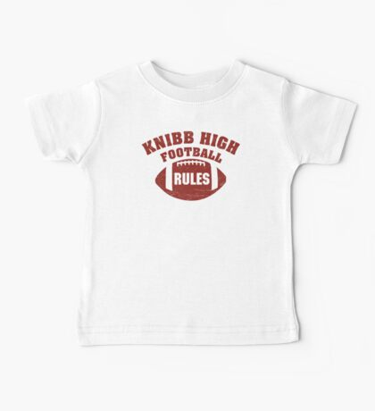 Knibb High Football Baby Tee