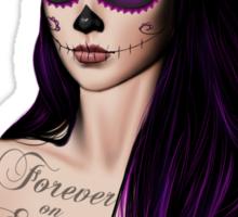 La Catrina - Day of Death Sticker