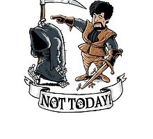Syrio Forel Not Today by Uheq