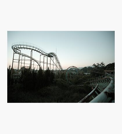 Nara Dreamland Screw Coaster Photographic Print