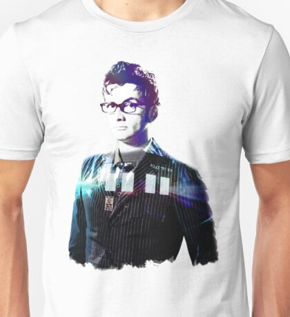 David Tennant - Doctor Who Unisex T-Shirt