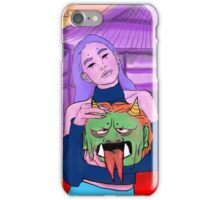 princess of the dark world iPhone Case/Skin