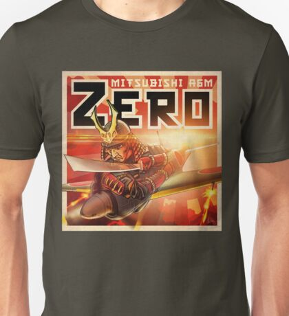 """WINGS Series """"ZERO"""" Unisex T-Shirt"""