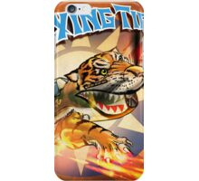 "WINGS Series ""FLYING TIGER"" iPhone Case/Skin"