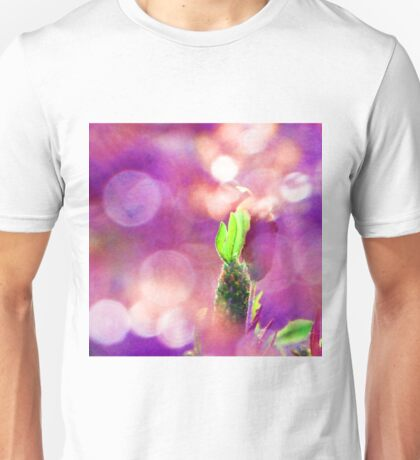 Lavender Magic with orb 2 Unisex T-Shirt