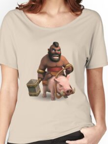 Clash of Clans Women's Relaxed Fit T-Shirt