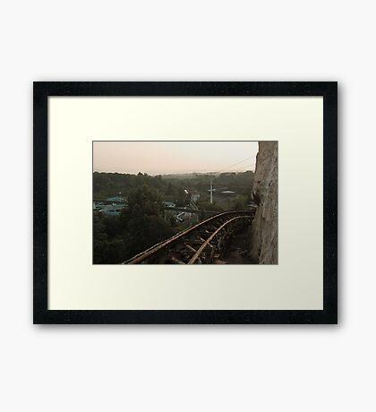 Nara Dreamland Matterhorn Framed Print