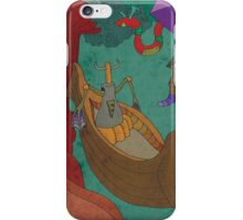 Row your Boat iPhone Case/Skin