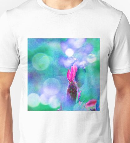 Lavender Magic with orb 4 Unisex T-Shirt