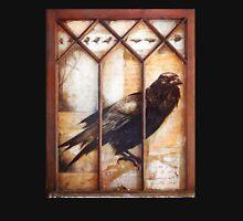 """WATCHER THROUGH THE WINDOW"" CROW Series Unisex T-Shirt"