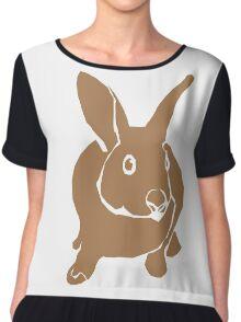 Rabbit Rabbit Rabbit! Chiffon Top