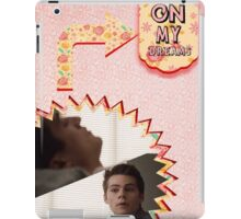 My Teenwolfed Valentine [You Are On My Dreams] iPad Case/Skin