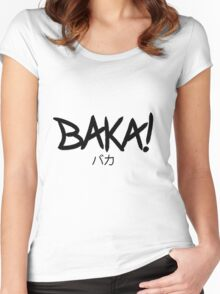 Baka Women's Fitted Scoop T-Shirt