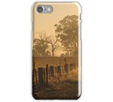 Misty Autumn iPhone Case/Skin