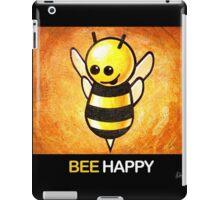 """BEE Happy"" POOTERBELLY iPad Case/Skin"