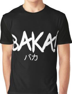 Baka Graphic T-Shirt