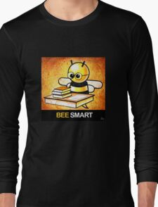 """""""BEE Smart"""" POOTERBELLY Long Sleeve T-Shirt"""