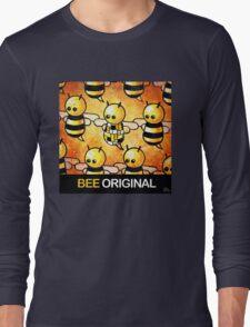 """BEE Original"" POOTERBELLY Long Sleeve T-Shirt"