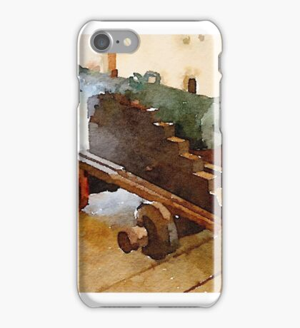 Cannon, Puerto Rico iPhone Case/Skin