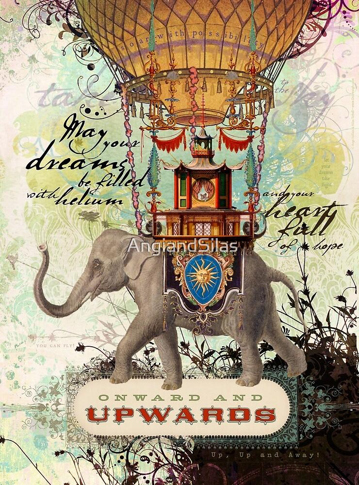 Onward and Upwards by AngiandSilas