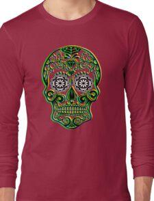 Sugar Skull - Calavera Long Sleeve T-Shirt