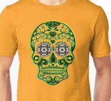 Sugar Skull - Calavera Unisex T-Shirt