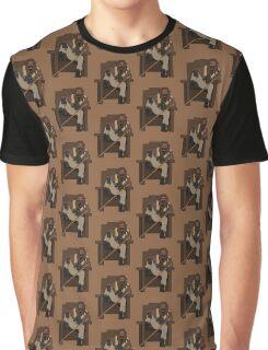 The Walking Dead Ezekiel The Kingdom Graphic T-Shirt