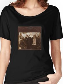 Cantina Band (vinyl square version) Women's Relaxed Fit T-Shirt