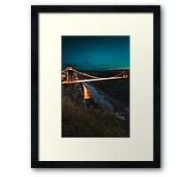 Bristol - Abridged version Framed Print