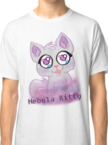 Nebula Kitty Classic T-Shirt