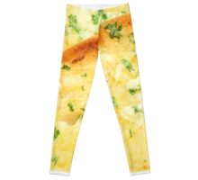 Garlic Bread Pure Leggings