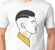 fresh from the barbershop Unisex T-Shirt