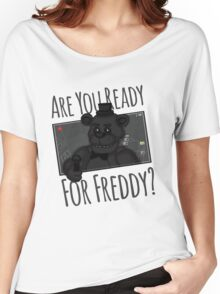 Are You Ready? Women's Relaxed Fit T-Shirt