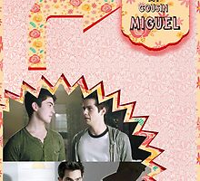 My Teenwolfed Valentine [I Want You To Be My Cousin Miguel] by thescudders