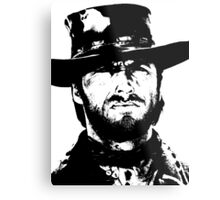 Clint Eastwood -Blondie Metal Print