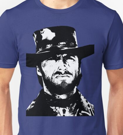 Clint Eastwood -Blondie Unisex T-Shirt