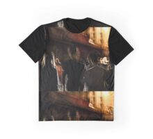 Art All Night Graphic T-Shirt
